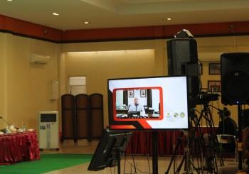 Buka Rapat Koperasi SBW Malang, Menkop UKM RI Dorong Koperasi Go Digital